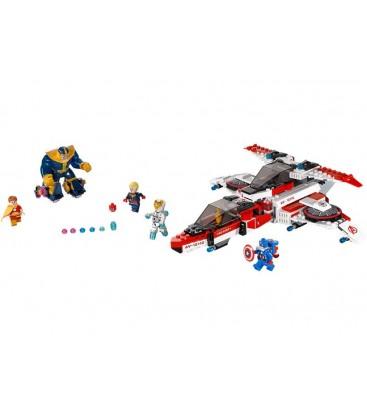 LEGO® Misiunea Spatiala Avenjet [76049]