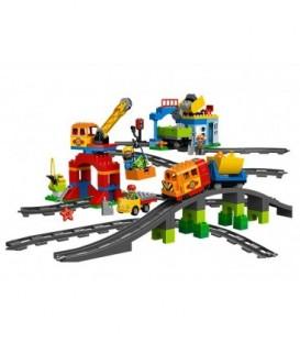 LEGO® Set de trenuri Deluxe [10508]