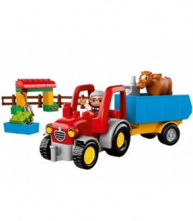 LEGO® Tractor de ferma LEGO DUPLO [10524]