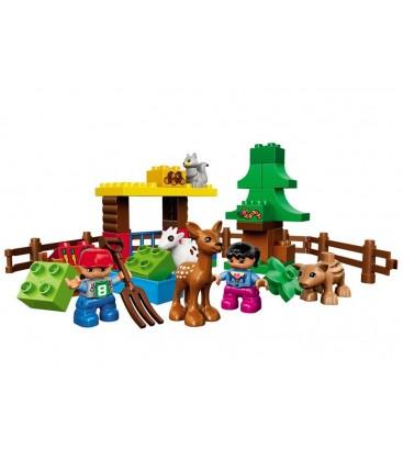 LEGO® Animalele din padure LEGO DUPLO [10582]