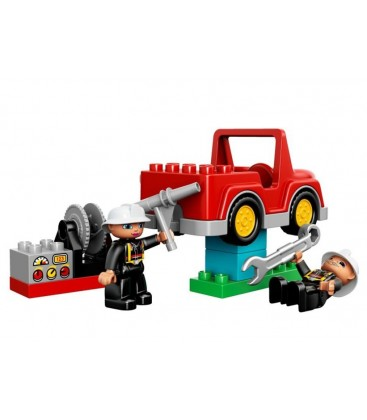 LEGO® Remiza de pompieri LEGO DUPLO [10593]