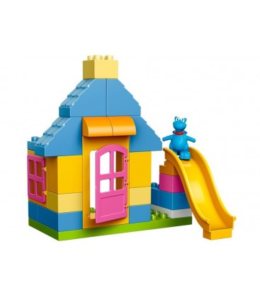 LEGO® Clinica din spatele casei LEGO DUPLO [10606]