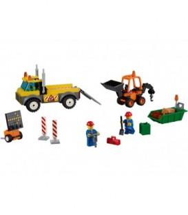 LEGO® Camion pentru reparatii rutiere [10683]