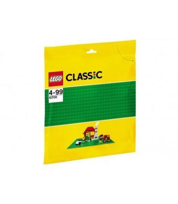 LEGO® Placa de baza verde LEGO [10700]