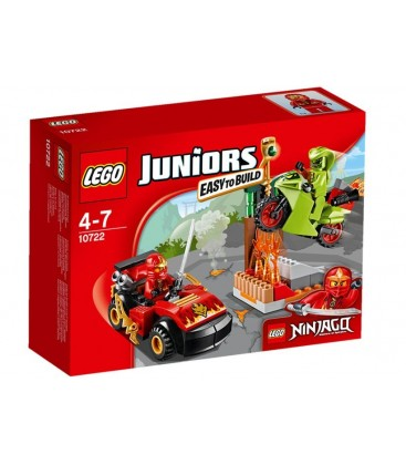 LEGO® Confruntarea cu Sarpele [10722]
