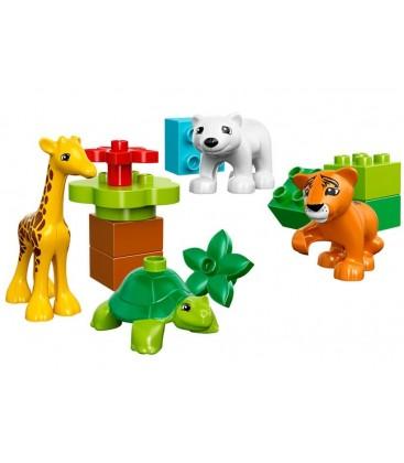 LEGO® Pui de animale LEGO DUPLO [10801]