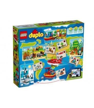 LEGO® In jurul lumii LEGO DUPLO [10805]