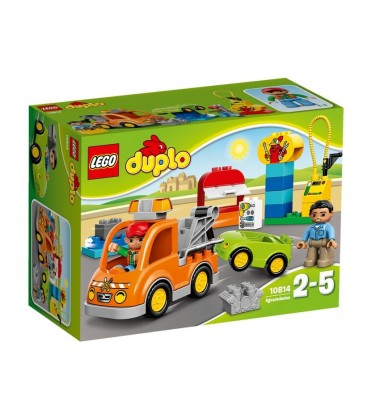LEGO® Camion de remorcare LEGO DUPLO [10814]