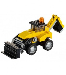 LEGO® Vehicule pentru constructii [31041]