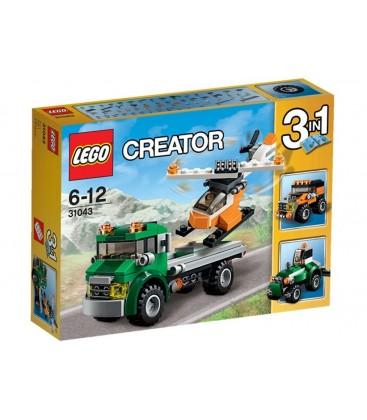 LEGO® Transportor de elicopter [31043]