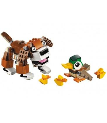 LEGO® Animale din parc [31044]
