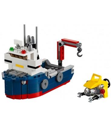 LEGO® Nava de explorare oceanica [31045]