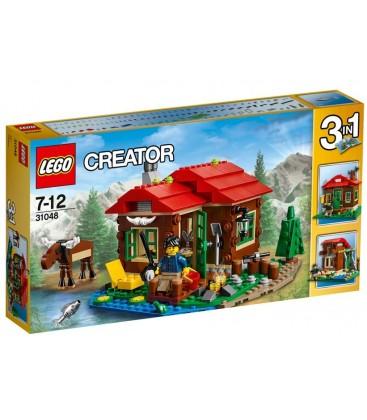 LEGO® Casuta de pe malul lacului [31048]