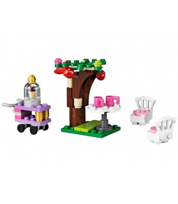 LEGO® Castelul romantic al Cenusaresei [41055]