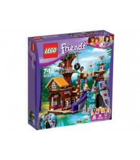 LEGO® Tabara de aventuri: Casuta din copac [41122]