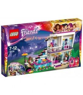LEGO® Casa vedetei pop Livi [41135]
