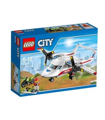 LEGO® Avion sanitar [60116]