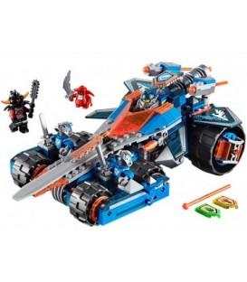 LEGO® Lama Tunet a lui Clay [70315]