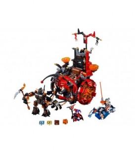 LEGO® Vehiculul malefic al lui Jestro [70316]