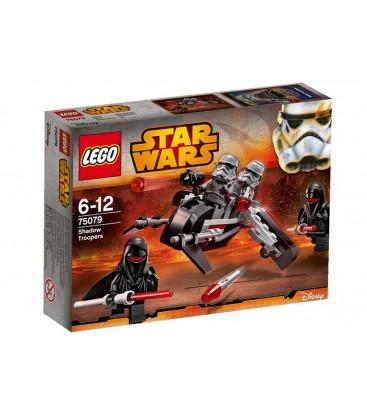 LEGO® Gardienii nevazuti [75079]
