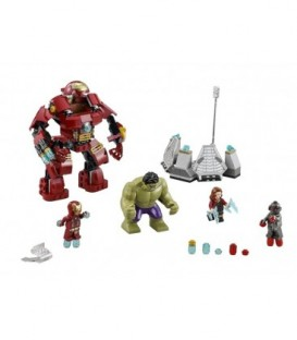 LEGO® Lovitura Hulk Buster [76031]