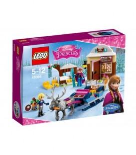 LEGO® Anna si Kristoff si aventura lor cu sania [41066]