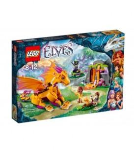 LEGO® Pestera dragonului de foc [41175]