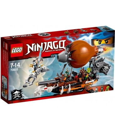 LEGO® Zepelin de lupta [70603]