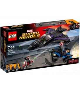 LEGO® Urmarirea Panterei Negre [76047]