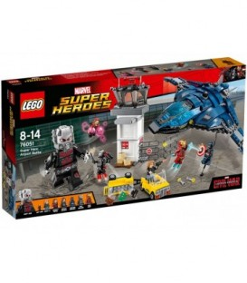 LEGO® Batalia de la aeroportul Super Heroes [76051]