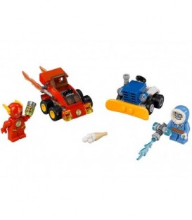 LEGO® Mighty Micros: The Flash? vs. Captain Cold [76063]