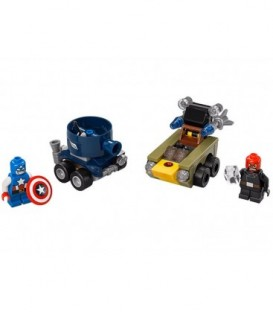 LEGO® Mighty Micros: Captain America contra Red Skull [76065]