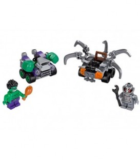LEGO® Mighty Micros: Hulk vs. Ultron [76066]