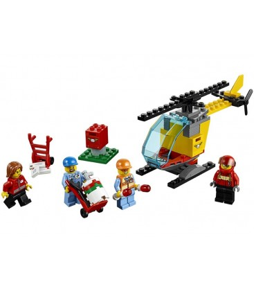 LEGO® Aeroportul - Set pentru incepatori [60100]