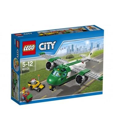 LEGO® Avion de marfa pe aeroport [60101]