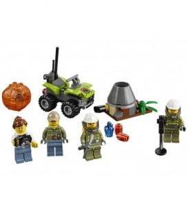 LEGO® Vulcanul - Set pentru incepatori [60120]