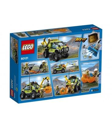LEGO® Camion de explorare a vulcanului [60121]