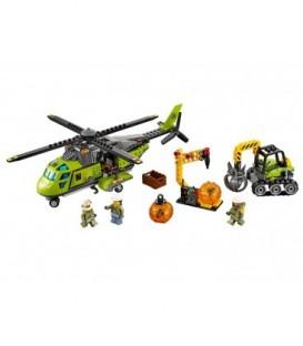 LEGO® Elicopter de aprovizionare la vulcan [60123]