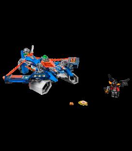 LEGO® Nava Aero Striker V2 a lui Aaron [70320]