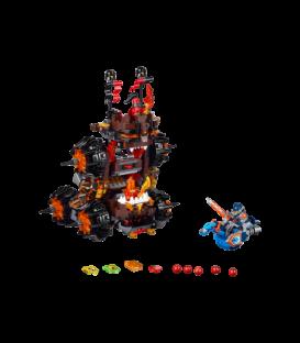 LEGO® Masina de asediu a generalului Magmar [70321]