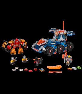 LEGO® Transportorul lui Axl [70322]