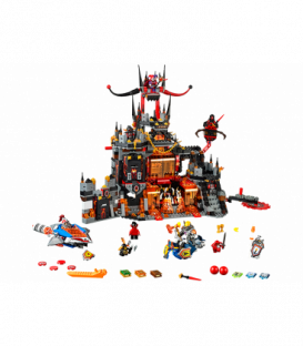LEGO® Adapostul malefic al lui Jestro [70323]