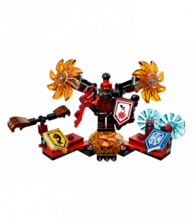 LEGO® SUPREMUL General Magmar [70338]