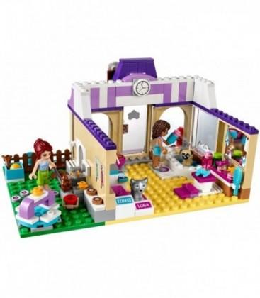 LEGO® Salonul catelusilor din Heartlake [41124]