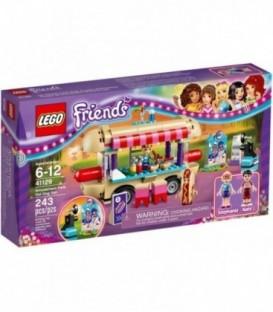 LEGO® Parcul de distractii: Dubita de Hot Dog [41129]