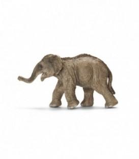 Figurina animal ELEFANT ASIATIC, PUI