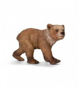 Figurina animal URS GRIZZLY, PUI