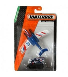 Set Matchbox Avion si Masina - CHB92-CHB98