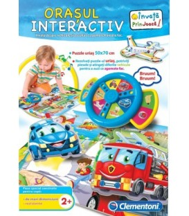 Joc Baby Sapientino - Orasul Interactiv - CL60437