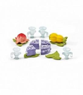 Set Figurine Schleich Set Picnic Elfi - 42181
